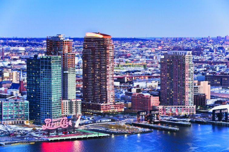 Long Island City Waterfront.