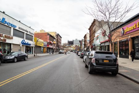Fulton Street has long been one of the central retail strips of Bed-Stuy.