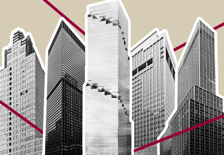 The largest office leases of 2018 were signed at 498 Seventh Avenue, 277 Park Avenue, 66 Hudson Boulevard, 120 Park Avenue and 330 West 42nd Street.