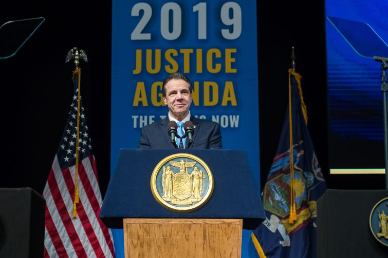 Gov. Andrew Cuomo muscled through a congestion pricing plan and an expanded mansion tax in the 2020 state budget.