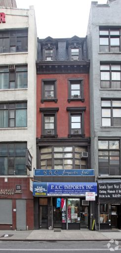 HFZ Capital Group bought 183 West 30th Street for nearly $19 million.