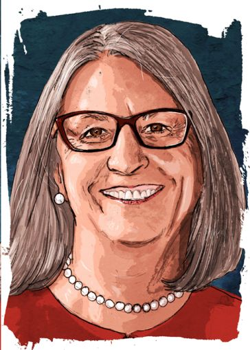 Carol Kellerman.
