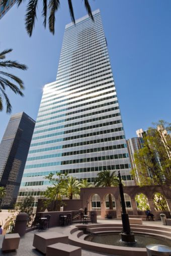 Citigroup Center in DTLA.