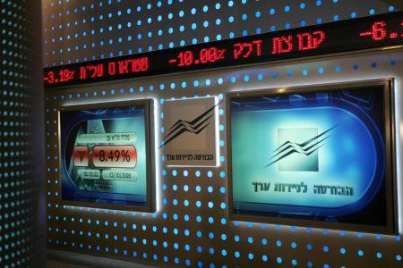 Tel Aviv Stock Exchange.