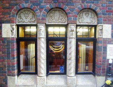 Windows at The Renwick in East Midtown.