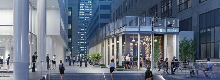 Rendering of 237 Park Avenue.