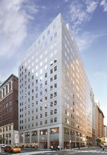 350 Madison Avenue.