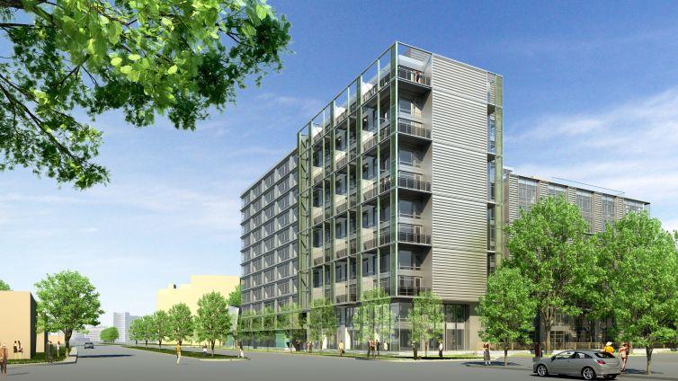 Valo Apartments.