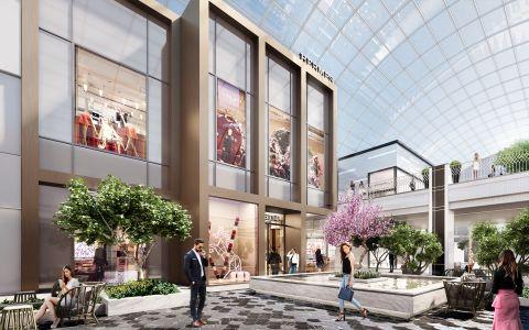 American Dream Mall.