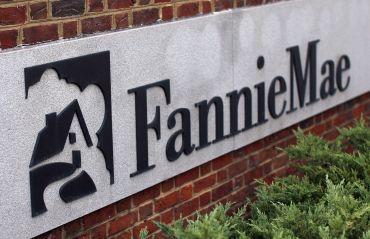 A sign at Fannie Mae's former Washington, D.C.-area headquarters.