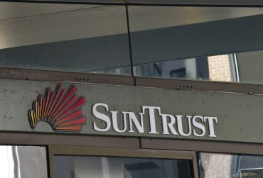 A SunTrust branch in Washington, D.C.