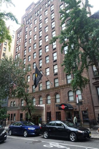 The Tuscany at 120 East 39th Street.