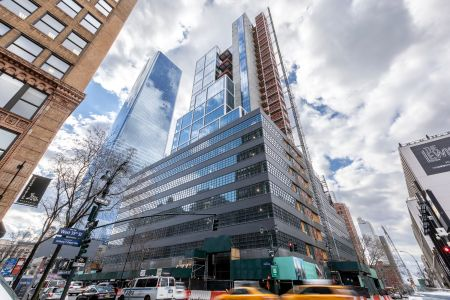 441 Ninth Avenue, otherwise known as Hudson Commons, is expected to start welcoming tenants later this summer.