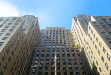 Designated a landmark in 2012, the Graybar Building is an Art Deco icon.