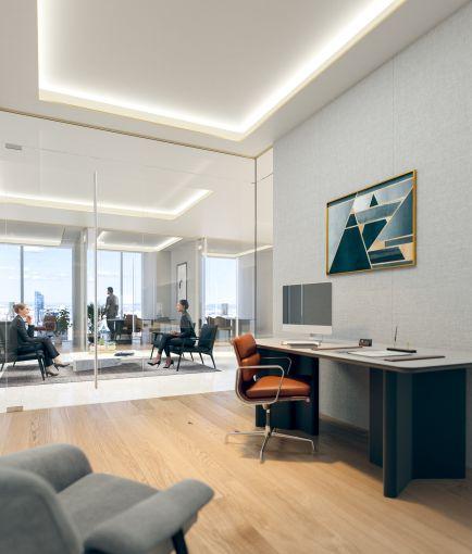 50 Hudson Yards office