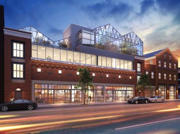 519-529 Third Avenue will have greenhouses on the roof.