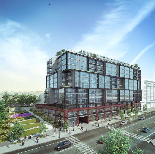 Rendering of Highline Union Market