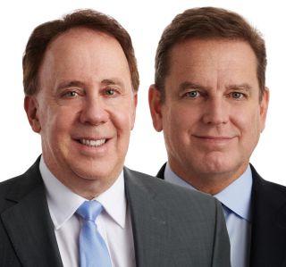 ABS Altman Warwick co-managing partners Robert Altman, left, and Brian Warwick.
