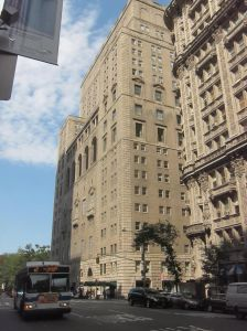 The New York Athletic Club, site of the CREFC event last week.