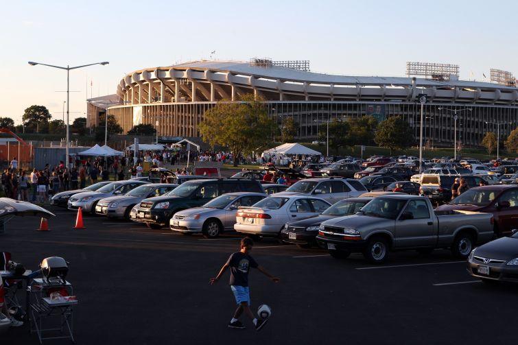 RFK Stadium.