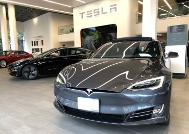 Tesla had announced plans to shutter almost all of their retail showrooms and shift focus to online sales.