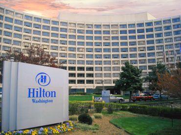 The Washington Hilton.