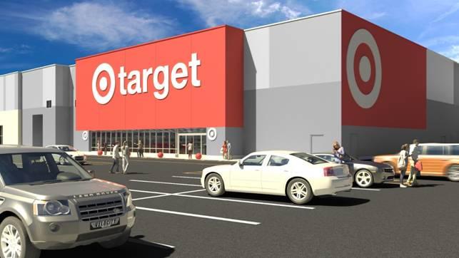 Ceasar's Bay Shopping Center Target.
