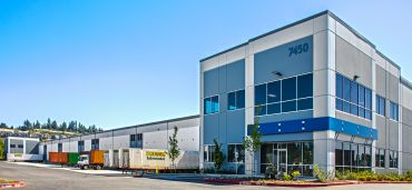 LogistiCenter 167 in Fife, Washington.