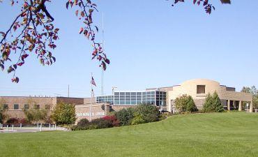 The Eagan, Minn. city hall.