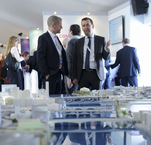 Scenes from last year's MIPIM.