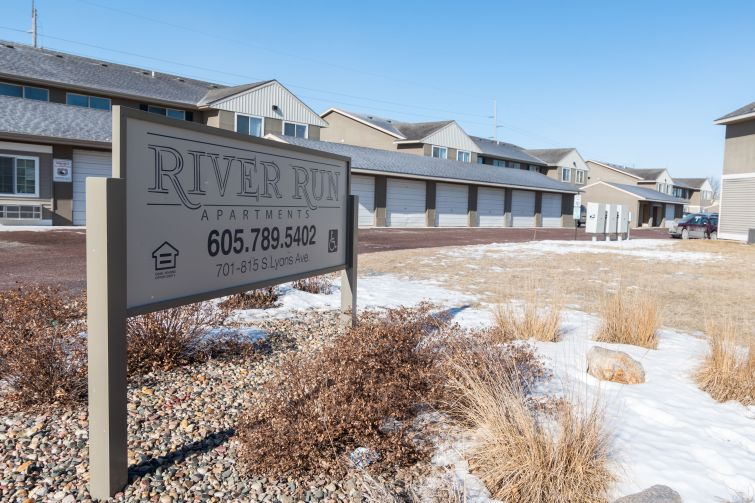 River Run apartments, one of the portfolio assets.