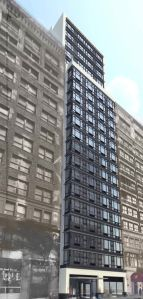 A rendering of 145 Madison Avenue.