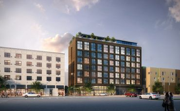 Suffolk Construction Company is the general contractor for the Tommie Hotel in Hollywood.