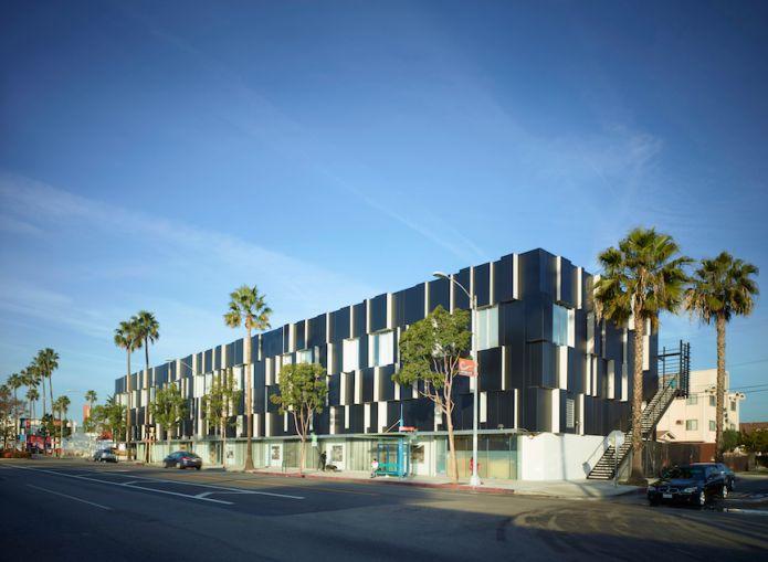 The MODAA Building in Culver City, Calif.