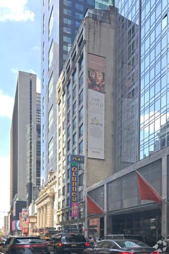 145 West 45th Street.