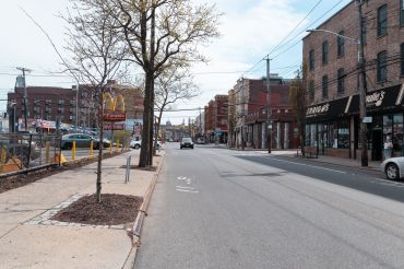 Lawmakers and residents are worried the city's plan to rezone a portion of Bay Street in Staten Island does not account for improved infrastructure to handle the influx of new residents.