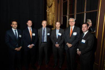 Faisal S. Ashraf, Andy Auerbach, John Bruno, David Shonbraun, Matthew Galligan, Jonathan Chassin.