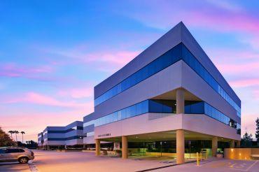 Encino Office Park.