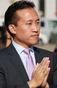 California Assemblyman David Chiu.
