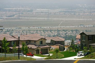 Rancho Cucamonga in San Bernardino County are among the fastest growing cities according to recent U.S. Census statistics.