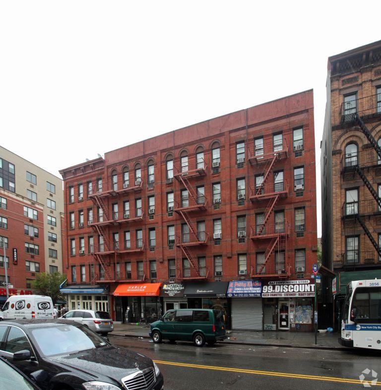 JP Morgan Backs Harlem Resi Buildings With $23M Refi