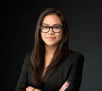 Katharine Lau, senior director of real estate, Industrious.