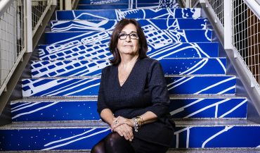 Lorraine Grillo splits her time leading the New York City School Construction Authority and the Department of Design and Construction.