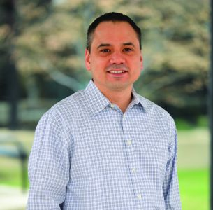 HSF Senior Vice President Matt Mitchell.