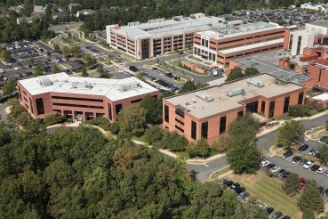 Medical office buildings in Fairfax, Va.