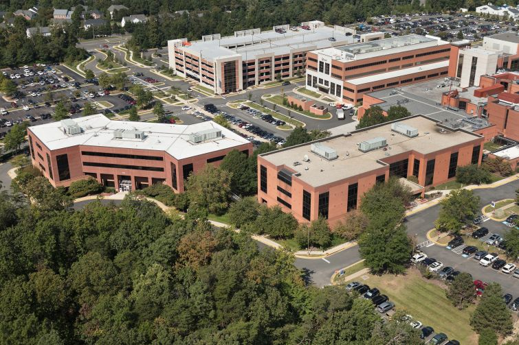 Medical office buildings in Fairfax, Va.