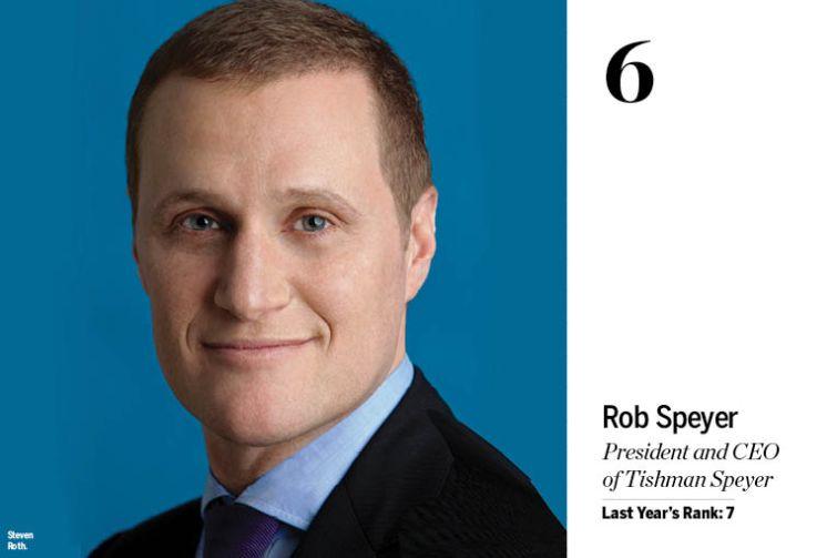 rob speyer power 100 2019