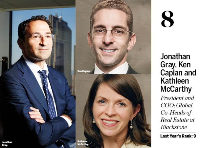 The Power 100: Commercial Real Estate's
