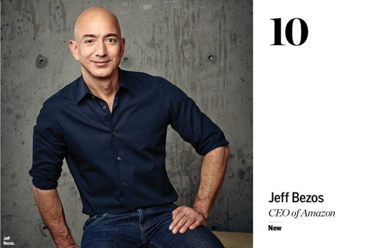 jeff bezos power 100 2019