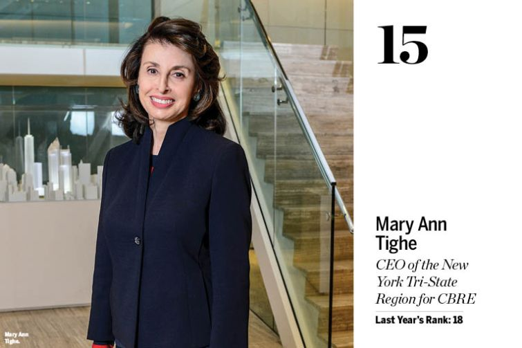 mary ann tighe power 100 2019